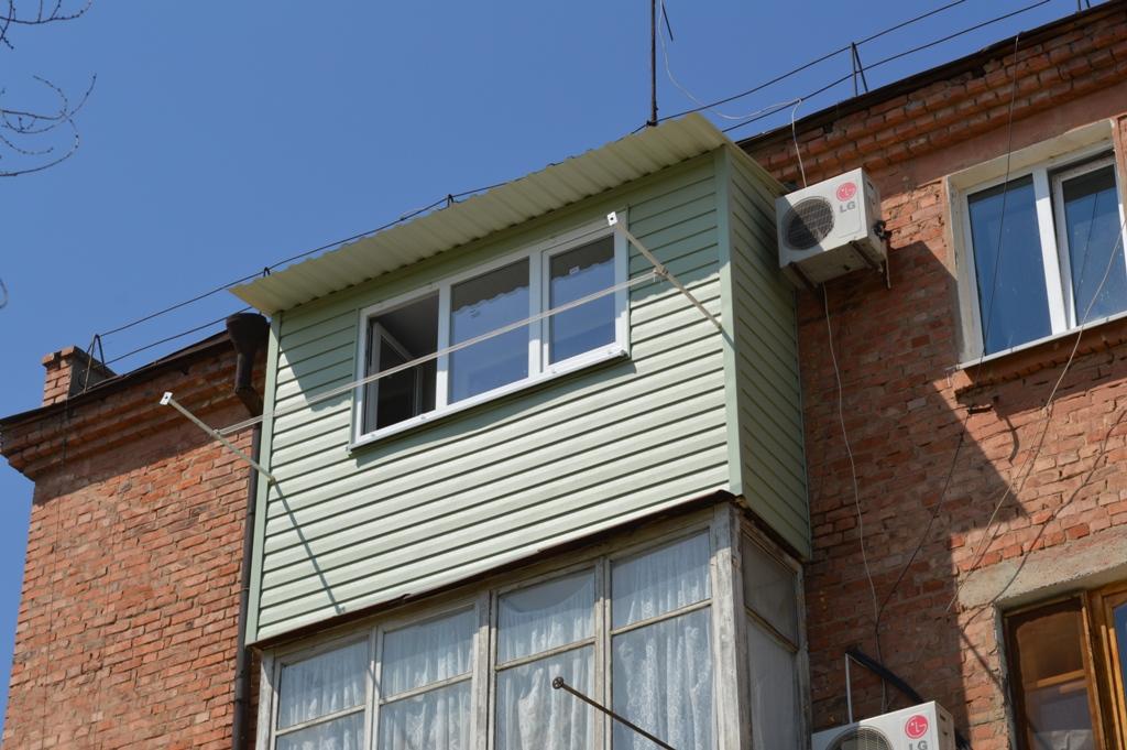 Утепление балкона в рассрочку..